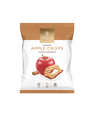 Cinnamon Apple Crisps - 25g